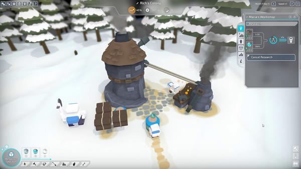 Скриншот №16 к The Colonists