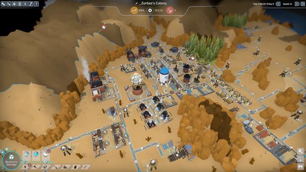Скриншот №5 к The Colonists