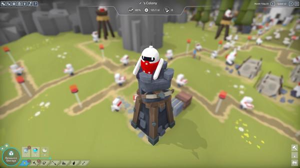 Скриншот №11 к The Colonists