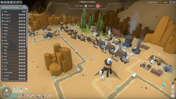 Скриншот №19 к The Colonists