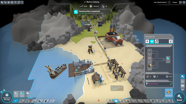Скриншот №3 к The Colonists