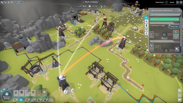 Скриншот №10 к The Colonists