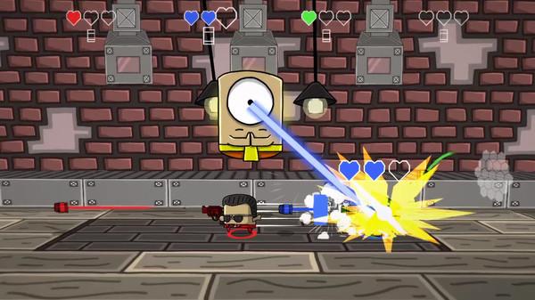 Guilt Battle Arena screenshot
