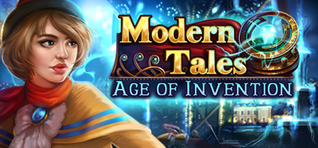 Modern Tales: Age of Invention Cover Image
