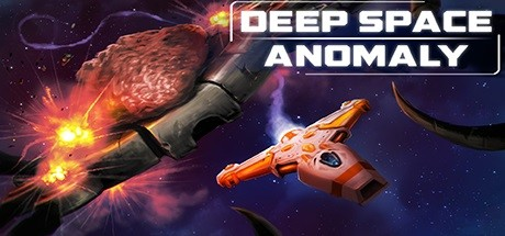 Teaser image for DEEP SPACE ANOMALY