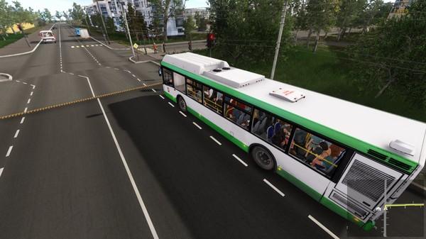 Скриншот №26 к Bus Driver Simulator