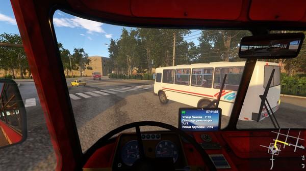 Скриншот №3 к Bus Driver Simulator