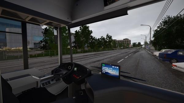 Скриншот №15 к Bus Driver Simulator