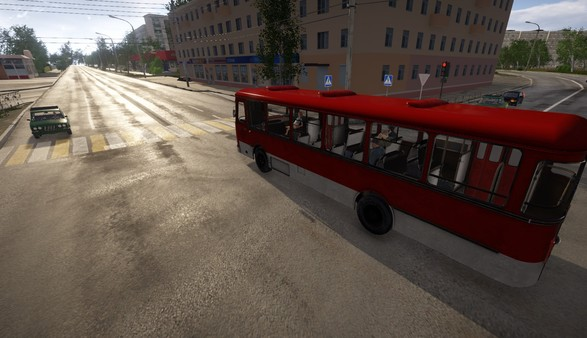 Скриншот №5 к Bus Driver Simulator