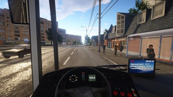 Скриншот №16 к Bus Driver Simulator