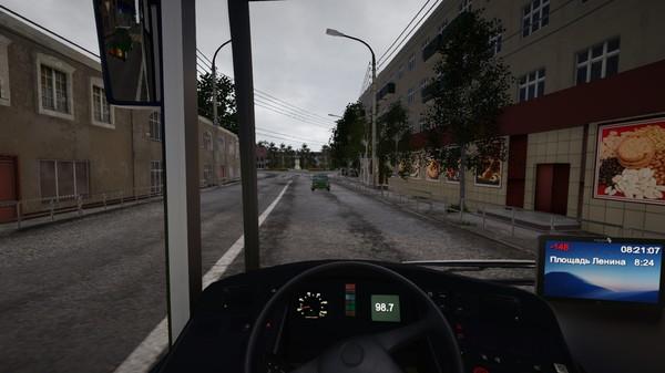 Скриншот №9 к Bus Driver Simulator