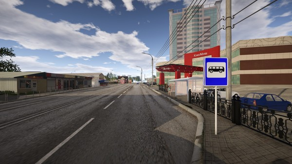 Скриншот №24 к Bus Driver Simulator
