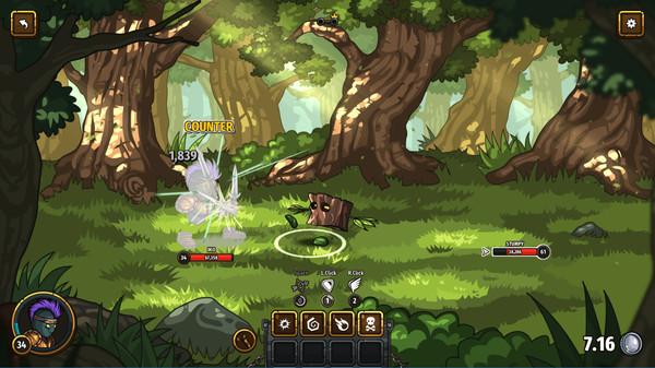 Скриншот №9 к Swords  Souls Neverseen