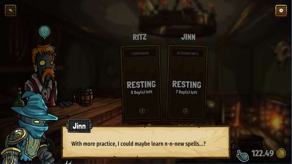 Скриншот №6 к Swords  Souls Neverseen