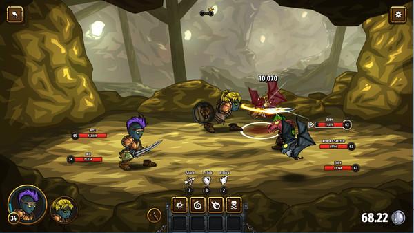Скриншот №8 к Swords  Souls Neverseen
