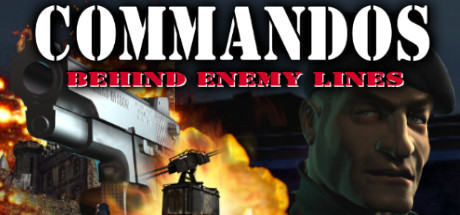 Commandos: Behind Enemy Lines Cover Image