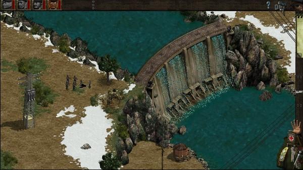 Скриншот №7 к Commandos Behind Enemy Lines