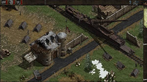 Скриншот №15 к Commandos Behind Enemy Lines