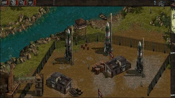 Скриншот №12 к Commandos Behind Enemy Lines