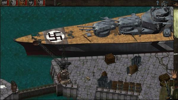 Скриншот №4 к Commandos Behind Enemy Lines