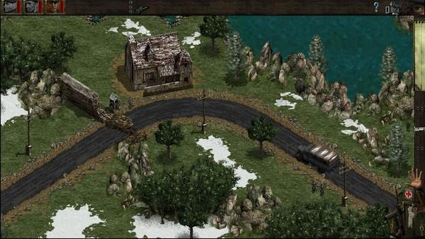 Скриншот №6 к Commandos Behind Enemy Lines