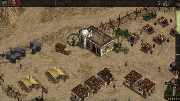 Скриншот №13 к Commandos Behind Enemy Lines