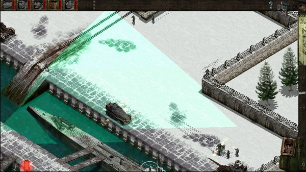 Скриншот №5 к Commandos Behind Enemy Lines