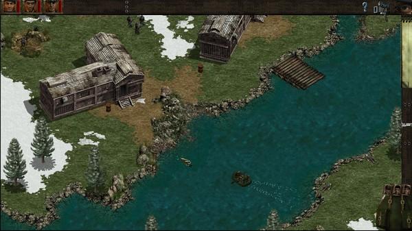 Скриншот №3 к Commandos Behind Enemy Lines