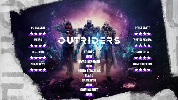 Скриншот №1 к OUTRIDERS