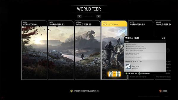 Outriders скриншот