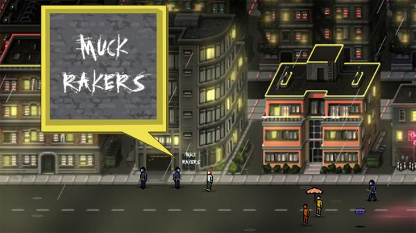 Screenshot of HEADLINER