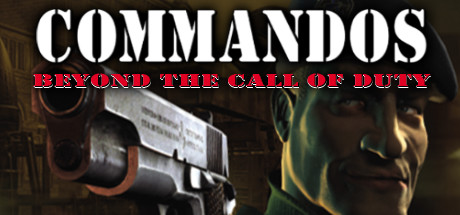 Commandos: Beyond the Call of Duty Cover Image