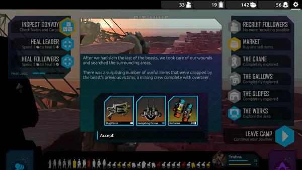 Скриншот №4 к Nowhere Prophet