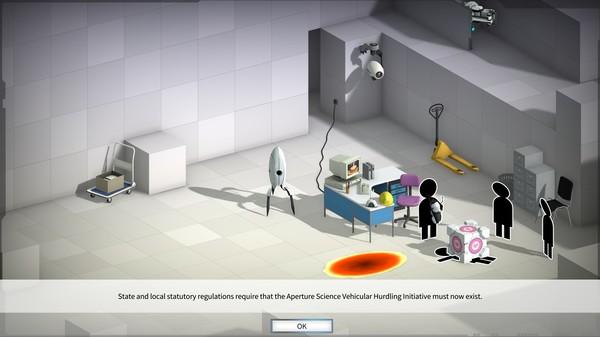Bridge Constructor Portal скриншот