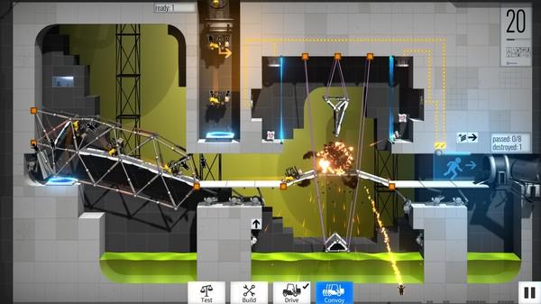 Скриншот №6 к Bridge Constructor Portal