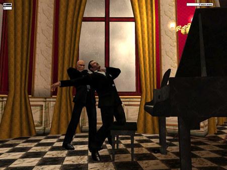 Скриншот №2 к Hitman 2 Silent Assassin