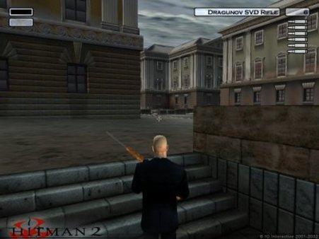 Скриншот №3 к Hitman 2 Silent Assassin