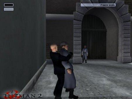 Hitman 2: Silent Assassin скриншот