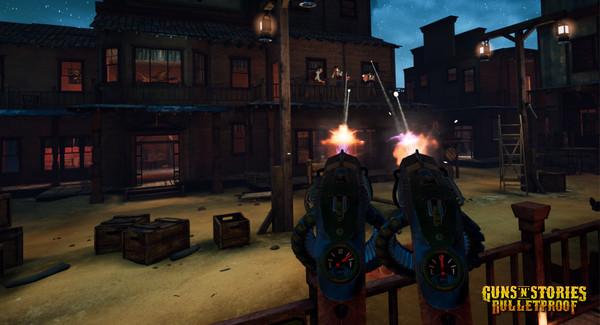 Скриншот №9 к GunsnStories Bulletproof VR