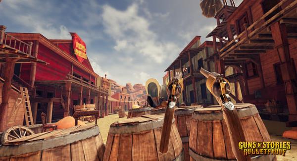 Скриншот №6 к GunsnStories Bulletproof VR