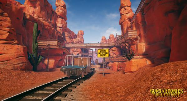 Скриншот №3 к GunsnStories Bulletproof VR