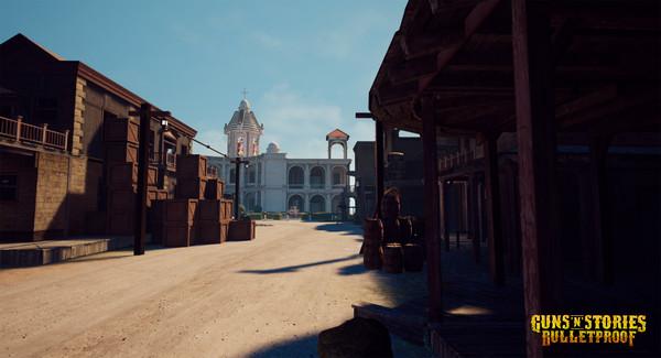 Скриншот №4 к GunsnStories Bulletproof VR