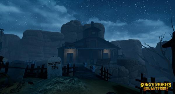 Скриншот №2 к GunsnStories Bulletproof VR