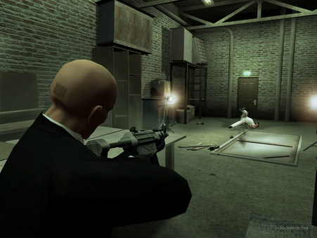 Скриншот №2 к Hitman Blood Money