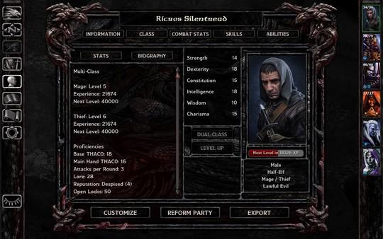 Скриншот №2 к Baldurs Gate Faces of Good and Evil