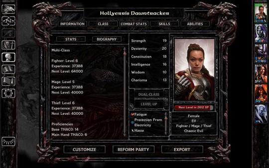 Скриншот №4 к Baldurs Gate Faces of Good and Evil