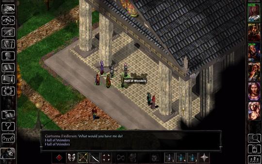Скриншот №3 к Baldurs Gate Faces of Good and Evil
