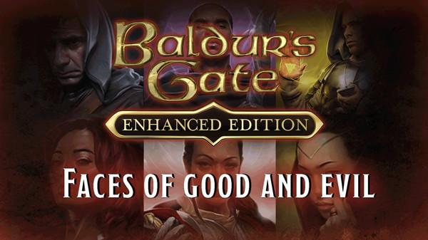 Скриншот №1 к Baldurs Gate Faces of Good and Evil