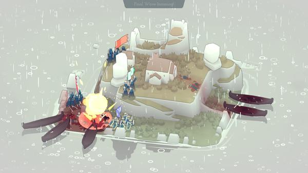 Скриншот №4 к Bad North Jotunn Edition