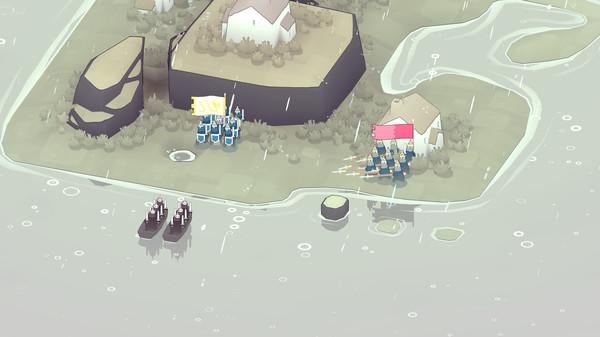 Скриншот №2 к Bad North Jotunn Edition